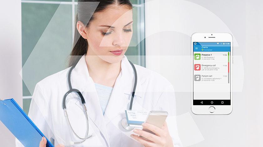 Riduzione delle infezioni attraverso la comunicazione mobile